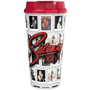 RED 2020 Selena Quintanilla Collectible Travel Cup